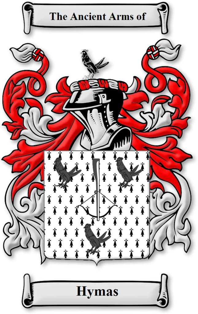 Hymas Crest